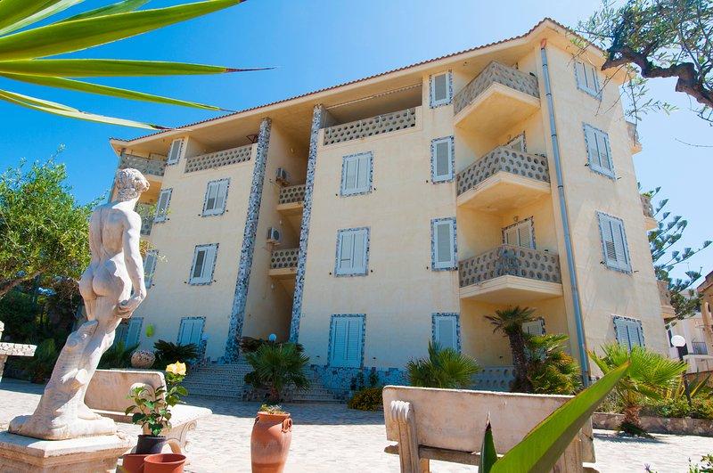 Residence Sicilia Mare Scoglitti, vacation rental in Scoglitti
