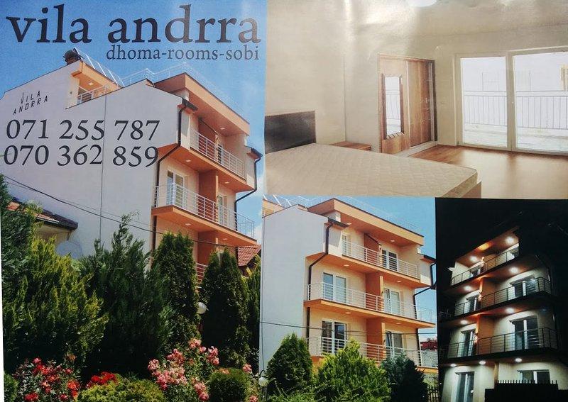 Vila ANDRRA, alquiler vacacional en Struga