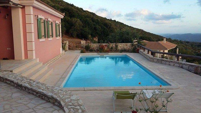 Villa Atheras Kefalonia, location de vacances à Céphalonie