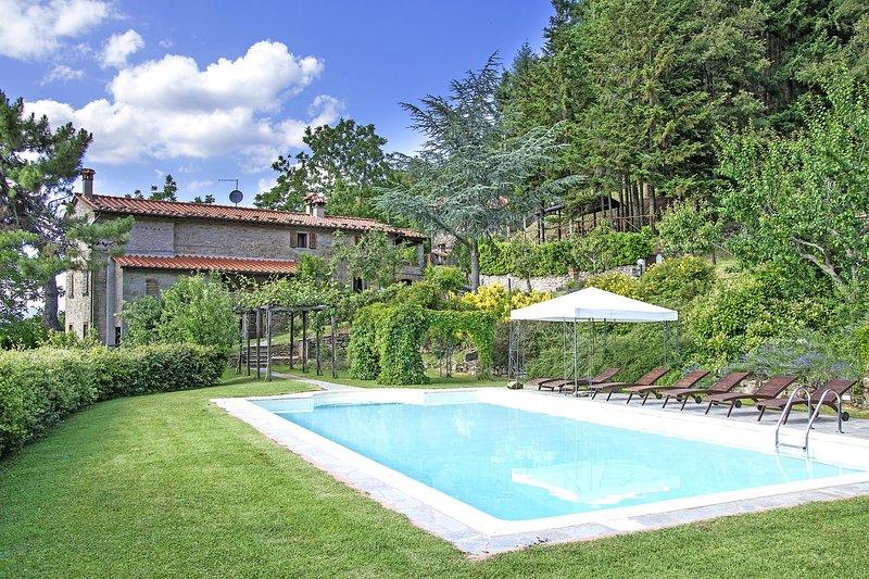 Villa Antica Fonte, vacation rental in Col di Morro