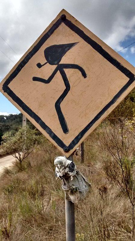 Caminho onde passa o Saci Pererê rsrsrs...