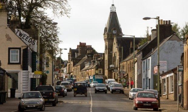 Auchterarder Main Street