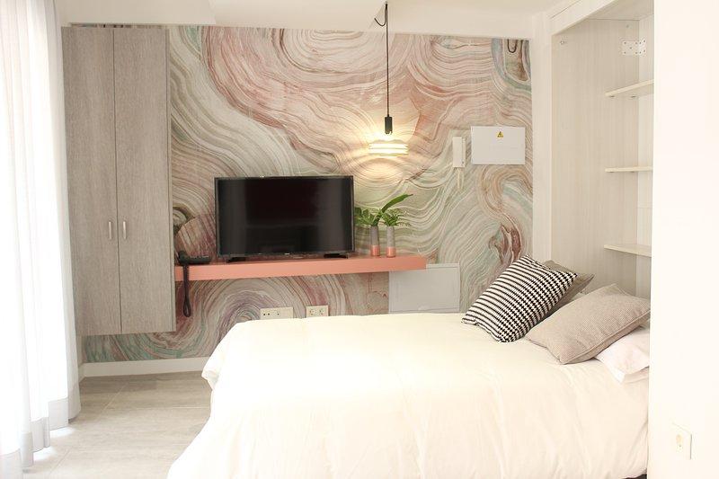 Estudio ideal nuevo, vanguardista y céntrico, vacation rental in Puerto de la Cruz