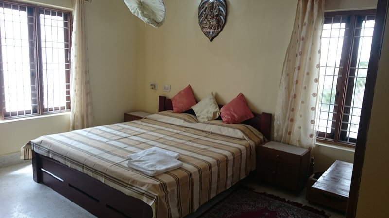 Bed room to accomodate the guest-