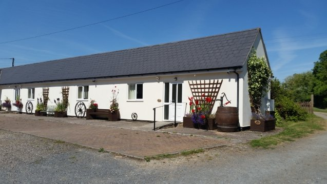 The Turbles - Wagtail (Pet Friendly), holiday rental in Uckinghall