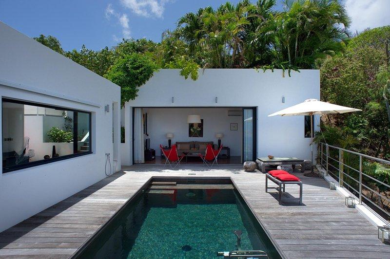 Ti Agave, Ferienwohnung in Marigot