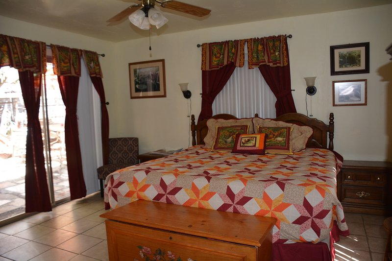 Willow Creek Ranch Farm Stay, vacation rental in Valley Springs