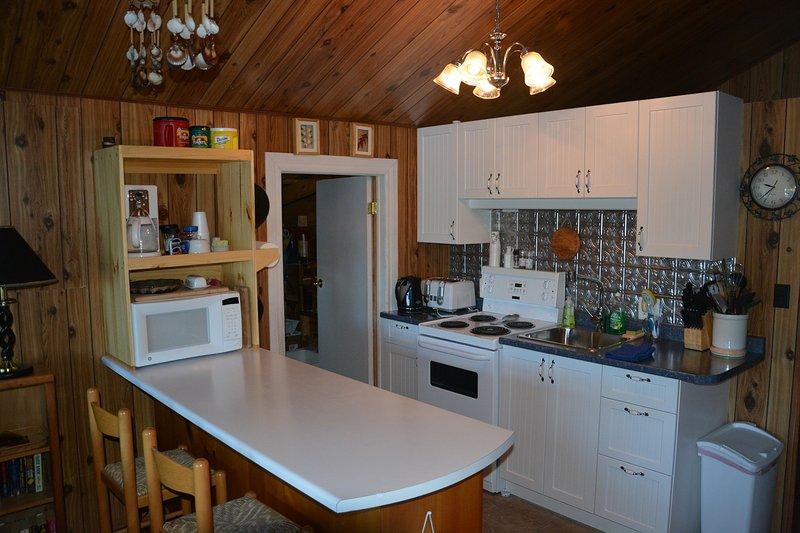 Cocina / sala de desayuno