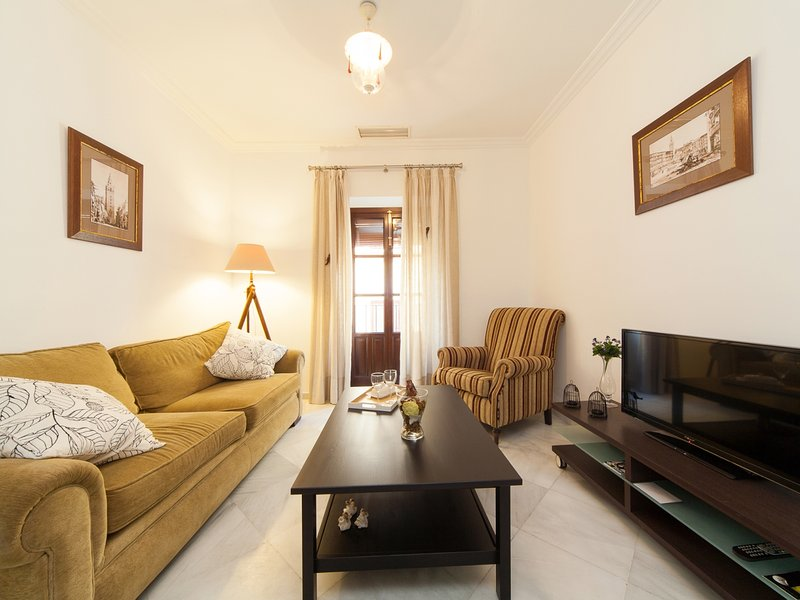 [652] Fantastic and cozy apartment, next to the bullfighting ring, vacation rental in La Campana