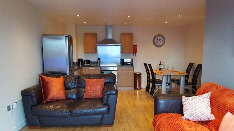 Liverpool At The Reach, vacation rental in Liverpool