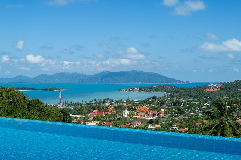 The Ridge – Villa 8 (4 Bedrooms), alquiler vacacional en Plai Laem