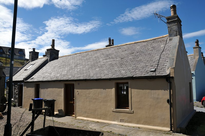 Dram Cottage, Sandend, location de vacances à Portsoy