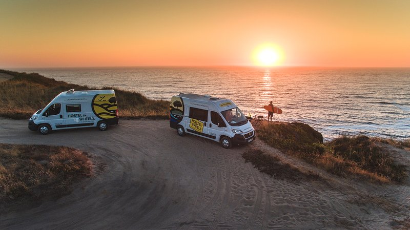 HOW Campers - Hostel on Wheels - Campervan Hire in Portugal and Spain, vacation rental in Lisbon