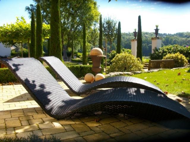 Exklusives Wohnen in der unmittelbaren Nähe von HD, alquiler de vacaciones en Neckarsteinach