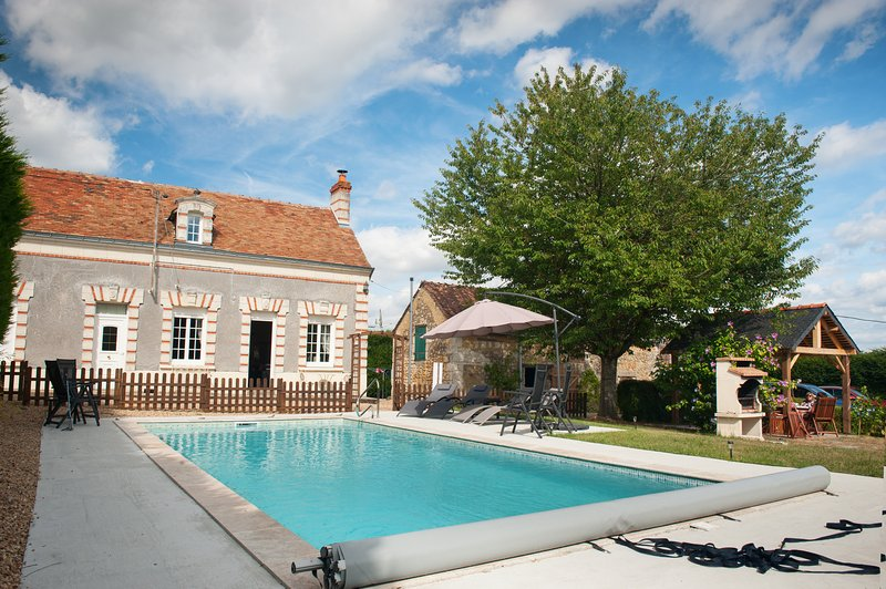 Relax and unwind in our Loire Home from Home, holiday rental in Maine et Loire