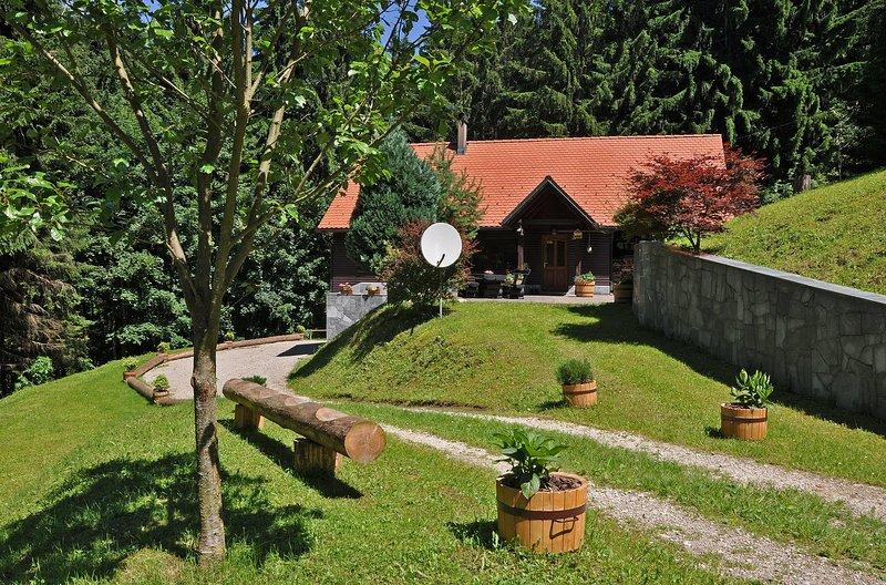 Rogla Lodge - Chalet in Zrece, Slovenia, location de vacances à Slovenska Bistrica