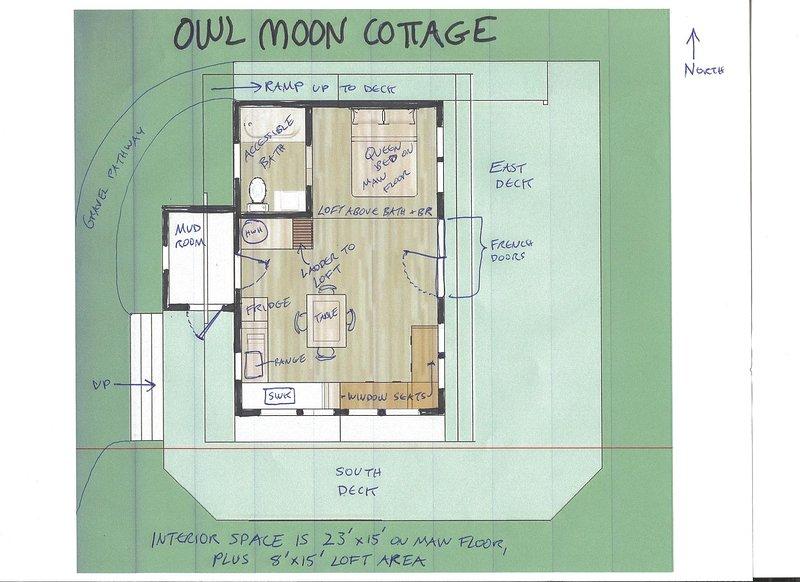 Intéressé par Small-Home-Living? Essayez notre plan d'étage confortable mais confortable.