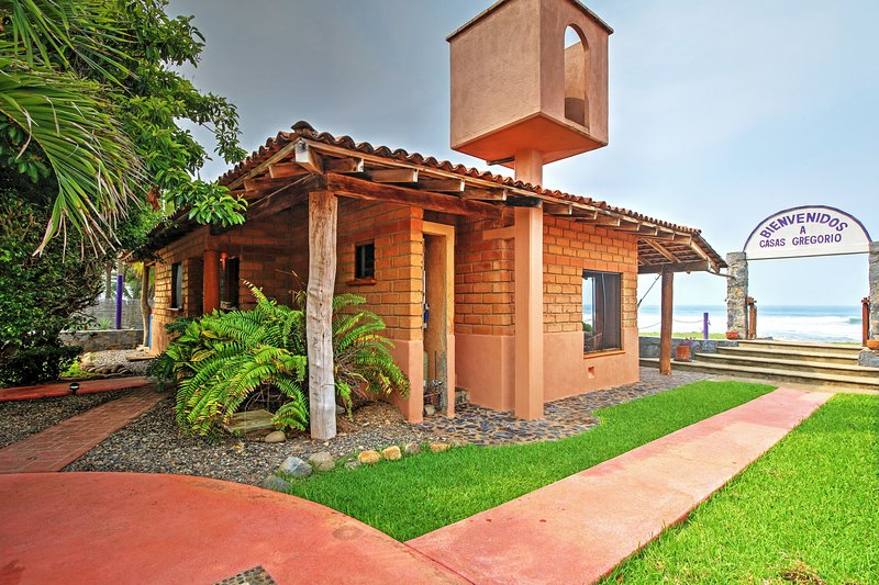 Escape to paradise at this Troncones vacation rental house!