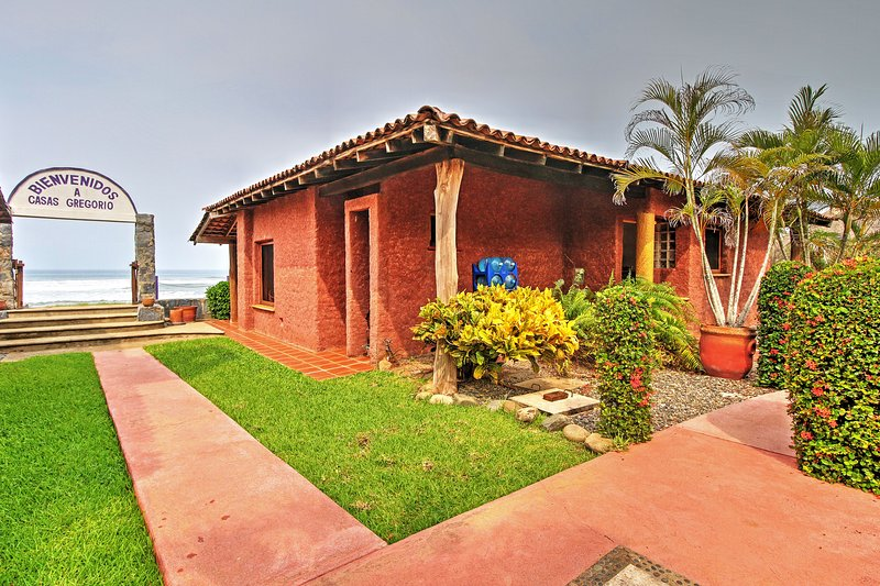 You'll love your stay at this Troncones vacation rental house!