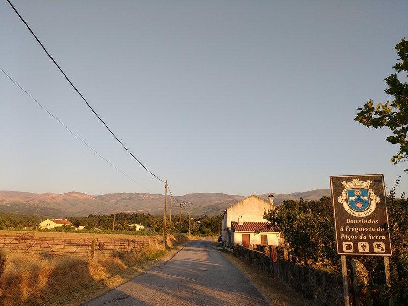 Welcome to Paços da Serra village