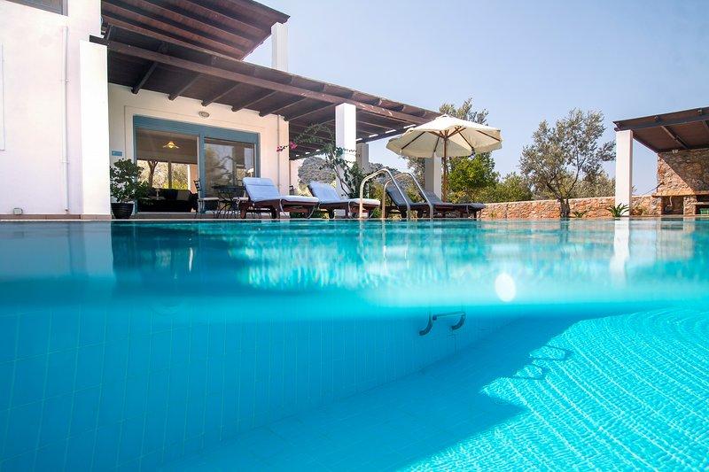 Villa Cleoboulos, location de vacances à Lindos