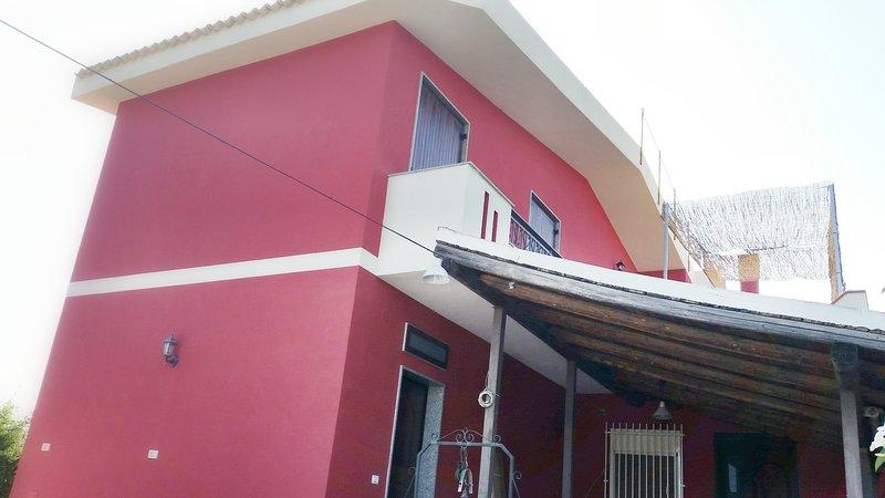 casa vacanza Villa Carolina, aluguéis de temporada em Calabernardo