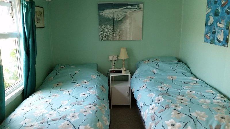 quarto twin, também temos um quarto duplo.