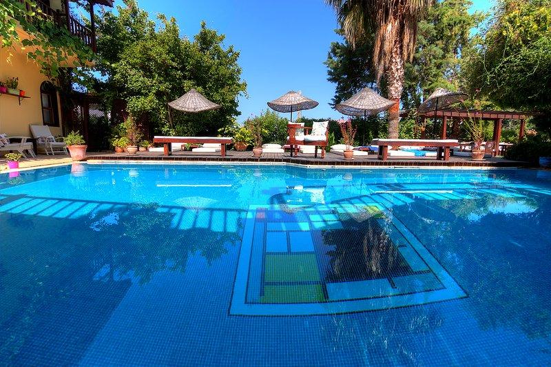 Exclusive Luxury Villa, holiday rental in Uzunyurt