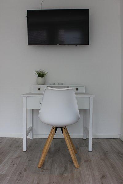 Modern furnished
