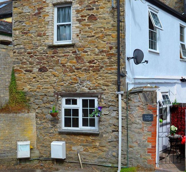 Rudge Cottage, Lostwithiel - sleeps 4, vacation rental in Lostwithiel