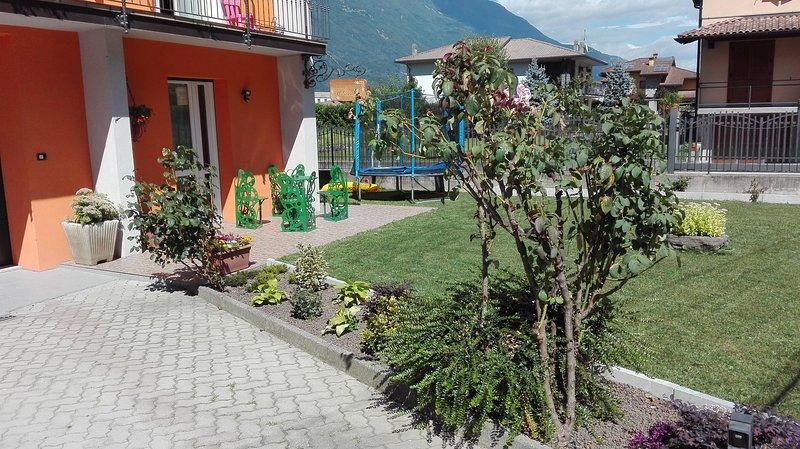 B&B 'IL GIARDINO' tra alpi e lago, location de vacances à Traona