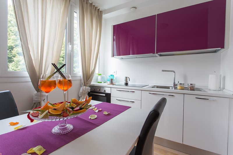 Table de cuisine et salle à manger