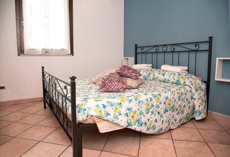 camera da letto 1 bed room 1
