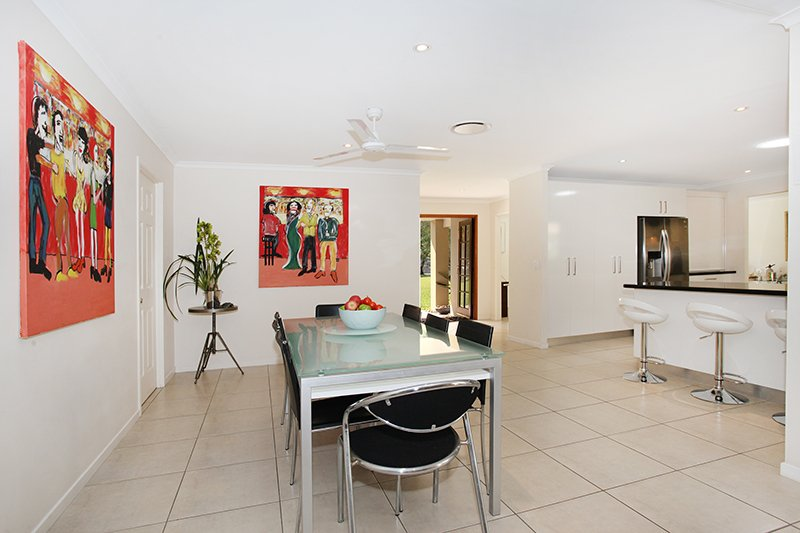 Dining. Open plan to kitchen, perfect to multitask!
