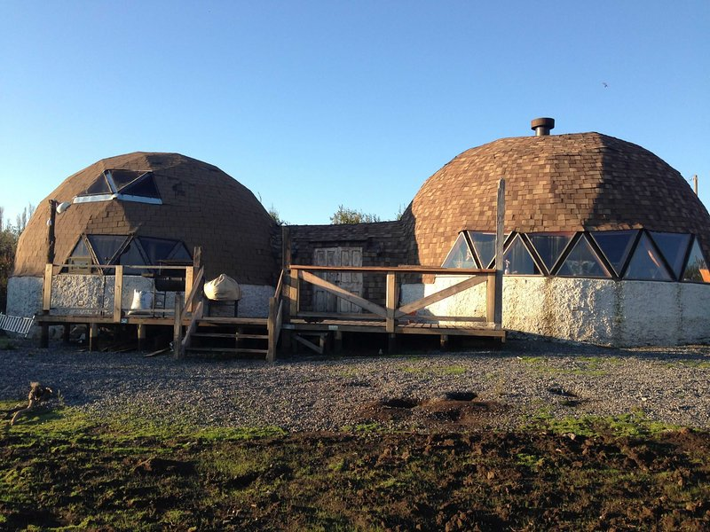 Colbun Lake Dome House, near Talca, vacation rental in Linares