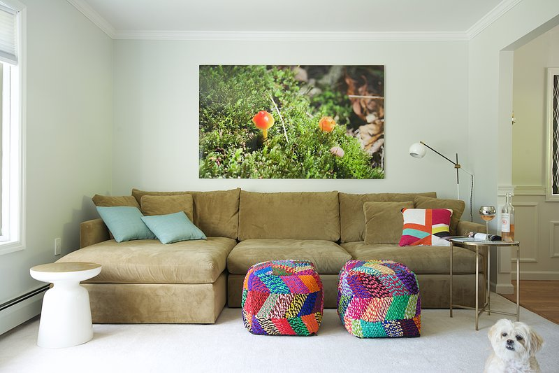 Got sofa? We do. Get ready to sprawl out and never get up.