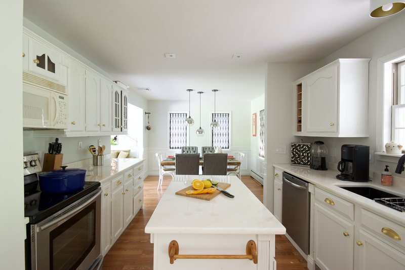Make yourself at home in the modern cook's kitchen.