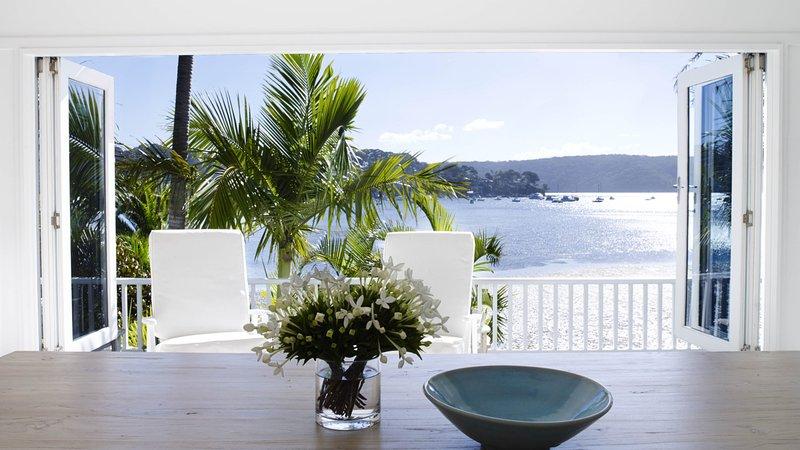 BARRENJOEY VILLA - Palm Beach, NSW, vacation rental in Whale Beach