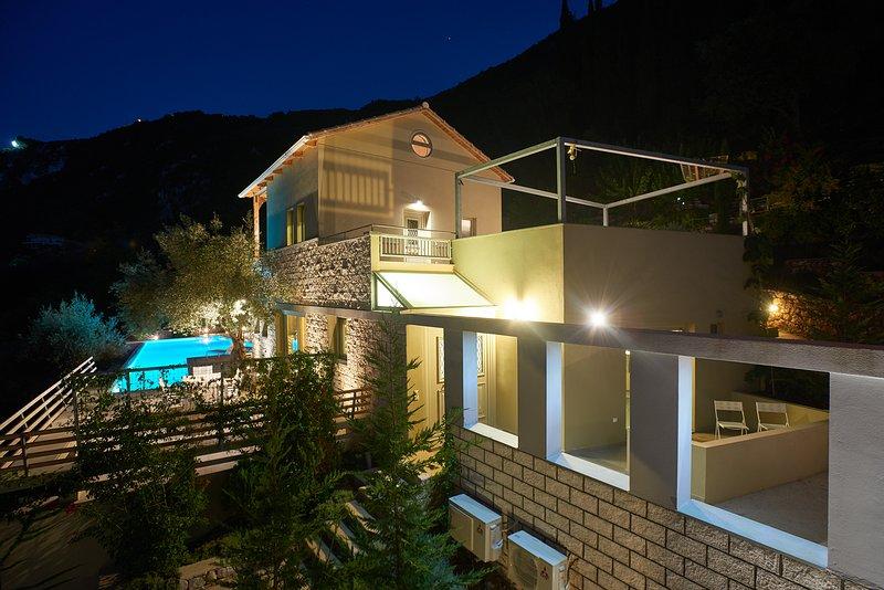 Arenaria L. Villlas complex - Villa Oeana, holiday rental in Lefkada Town