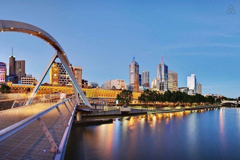 Melbourne. Toujours les mondes de la ville la plus habitable.