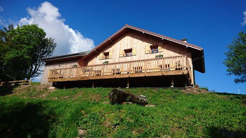 location appart Saint-Maurice-sur-Moselle Chalet Gite