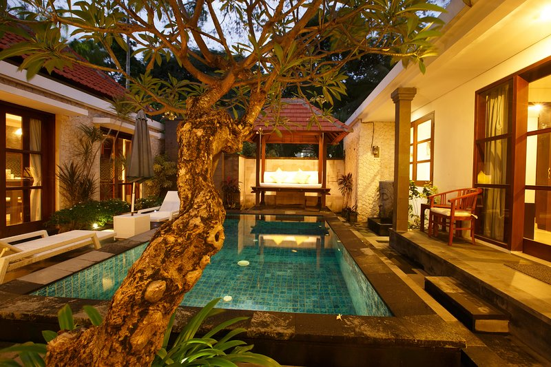 Bali Sanur Beach Villas,Modern 3 BR, Central Sanur, location de vacances à Sanur