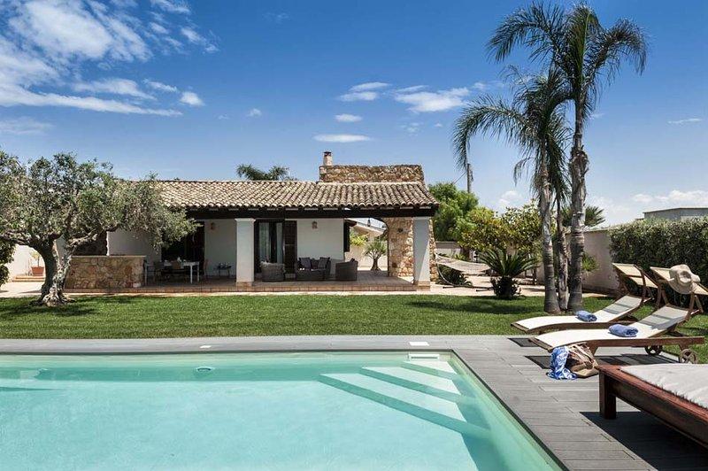 Albirosa, vacation rental in Mazara del Vallo