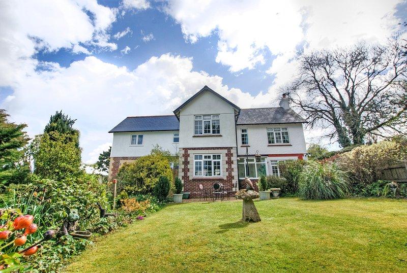 Leigh House, near Lyme Regis