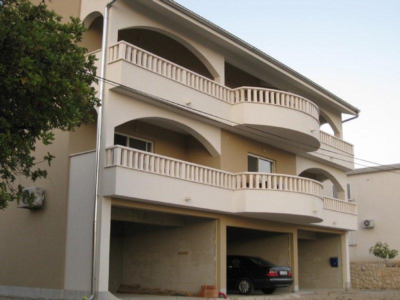 Villa MARIE , für einen entspannten Urlaub, location de vacances à Seget Vranjica