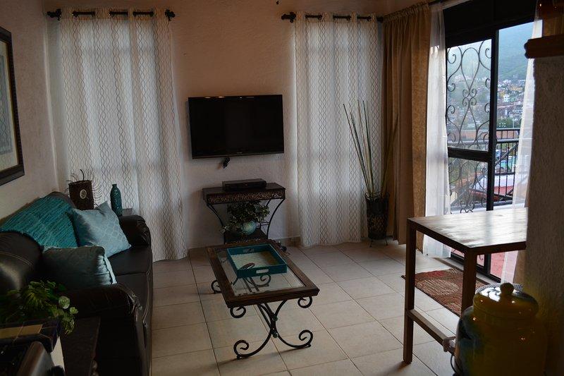 Casa de La Paz- Casita Cielos, vacation rental in Santa Rosa