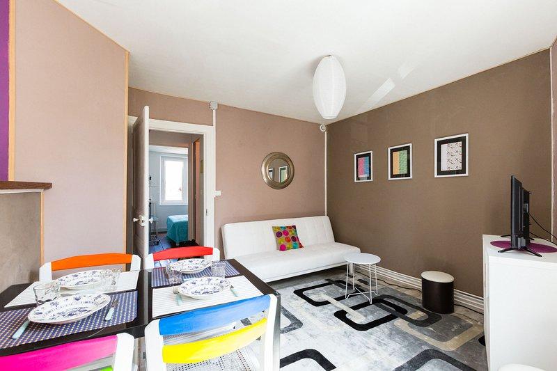 Appartement dans le centre historique de Périgueux, aluguéis de temporada em Atur