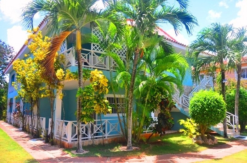 NICE AFFORDABLE STUDIO WITH PATIO, BEACH AT 70m-M7, vacation rental in Santo Domingo