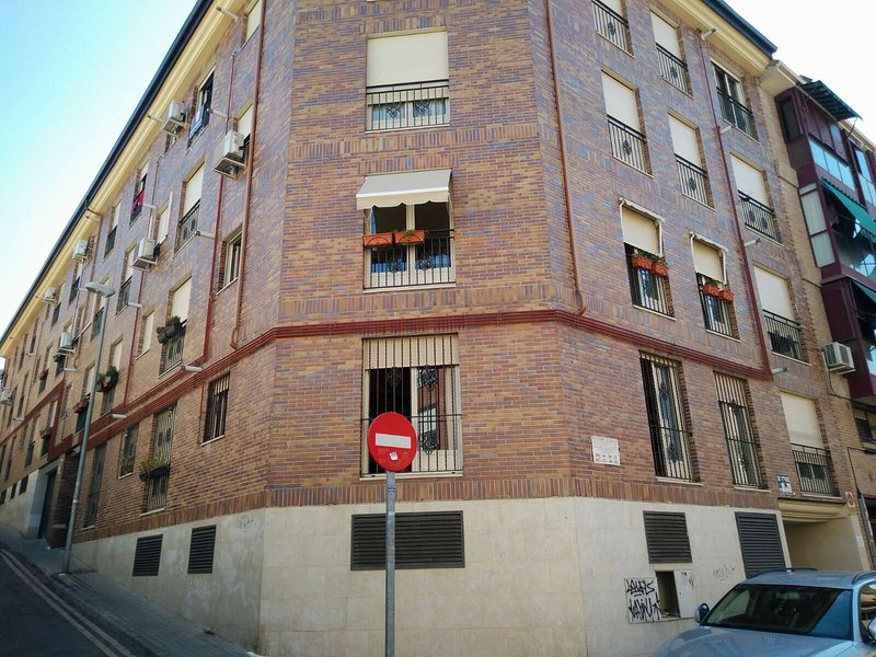Apartment with garage and elevator, in the heart of Las Rozas