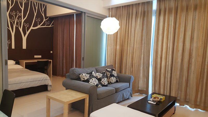 KLCC Beste Unterkunft! Für erschwingliche KLCC Lebensstil in einem Resort Wohnung !!